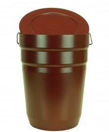 As capsule urn bruin
